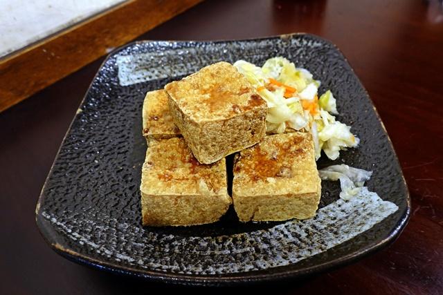 鴻金寶脆皮臭豆腐創意美食~台北松山葷素臭豆腐