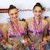 Equipe de ginástica de Israel ganha a medalha de ouro europeia e segue para Olimpíadas no Brasil