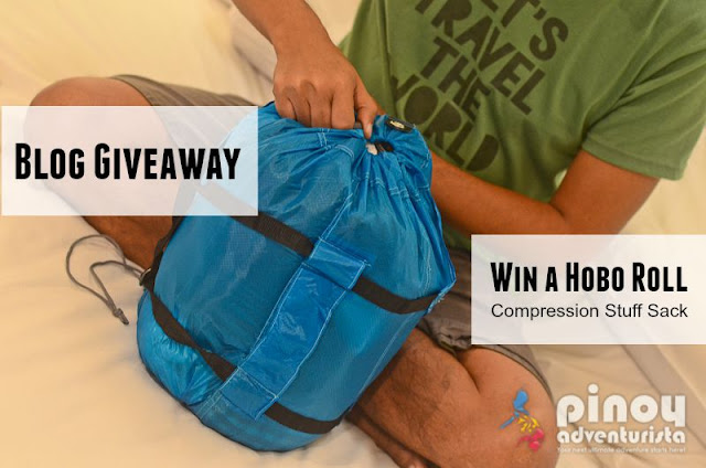 Blog Giveaway Gobi Gear Hobo Roll