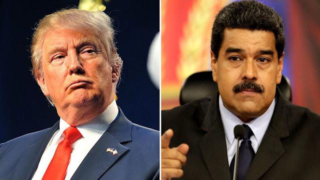 Donald Trump assinou um decreto para impor novas sanções financeiras contra a Venezuela e sua companhia estatal de petróleo, PDVSA.