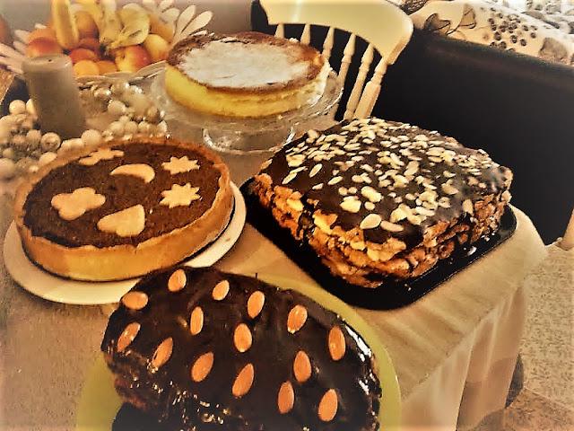 ciasta na święta