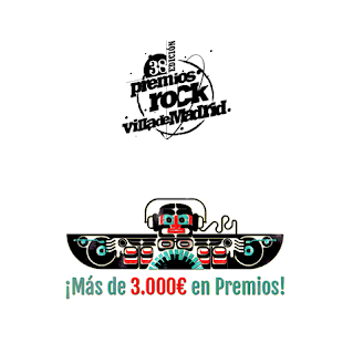Premios Rock Villa de Madrid 2016