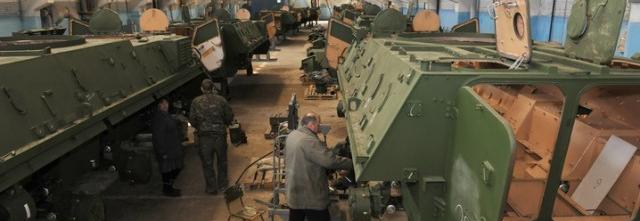 Міноборони заявило, що знало про браковані корпуси БТР-4