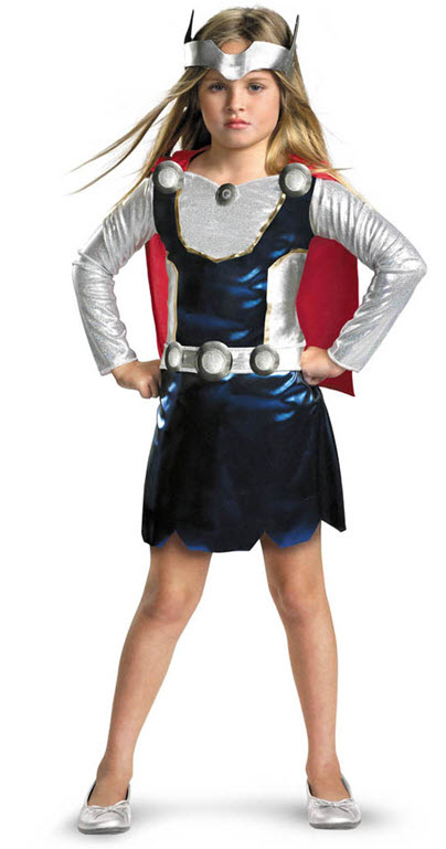 Thor Toddler and Child Costume