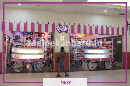 Lowongan Kerja Pekanbaru : Pinky Mall MP April 2017