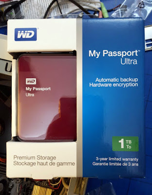 WD My Passport Ultra  Hard Drive Review