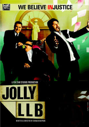 Jolly LLB 2013 Full Hindi Movie Download BRRip 720p