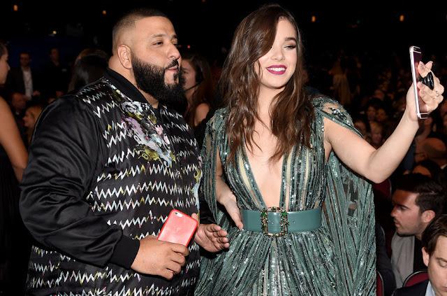 DJ Khaled et Hailee Steinfeld - American Music Awards 2016