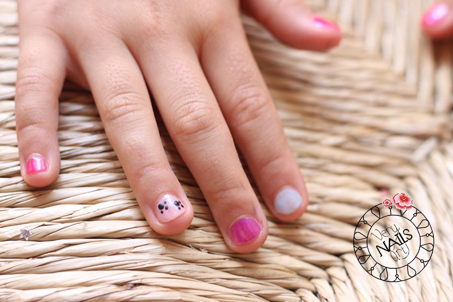 Manicuras infantiles | Nail art para niñas