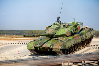 Type 96 (ZTZ-96) MBT