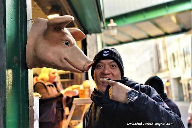 ROAST HOBBS MEAT – Borough Market - London, vindex tengker