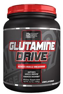 suplemen glutamin