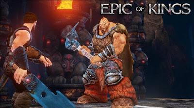 Epic of Kings v 1.0 Apk Mod (Money + Data)