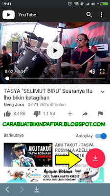 (Aplikasi Hits) Cara Mendownload MP3 dari Youtube di HP Android