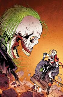 """Cómic: Adelanto del 1º número de """"Old Lady Harley"""""""
