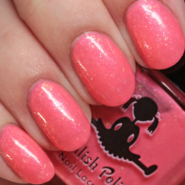 Dollish Polish Queenbee's Whizbees