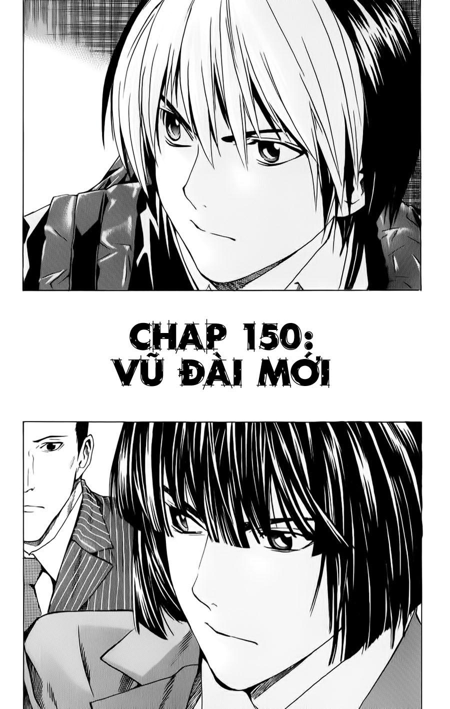 Hikaru No Go hikaru no go chap 150 trang 1