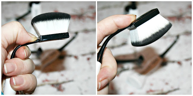 Kohl Kreatives - The Flex Collection Brushes being Flexed