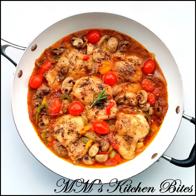 Italian Hunter's Chicken mmskitchenbites