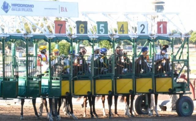 Hipódromo de La Plata Gateras