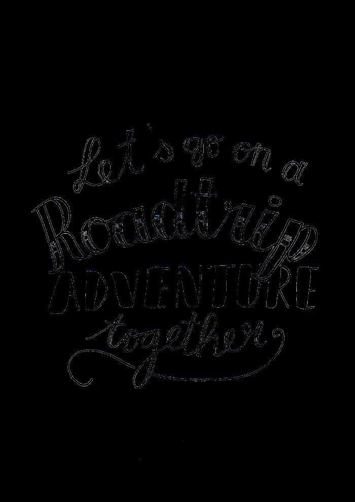 Luloveshandmade: DIY: Road Trip Shirt Printing // Free