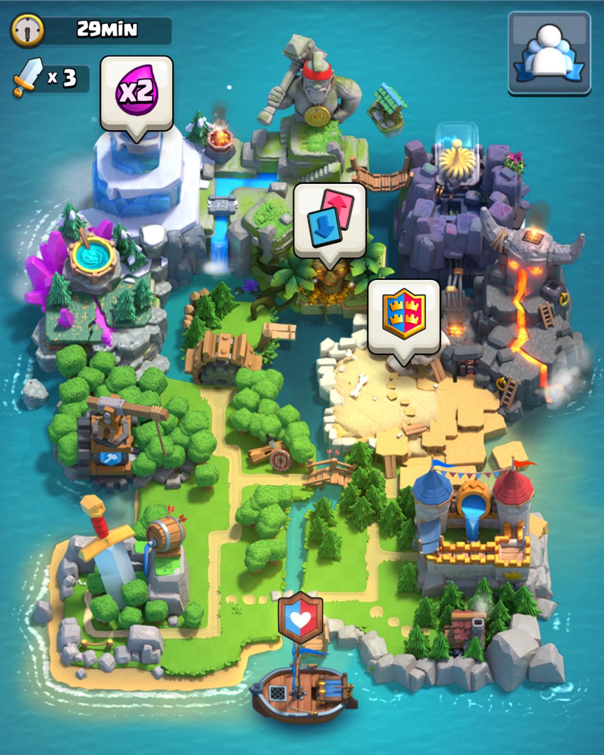 clash royale unlimited gems apk download free