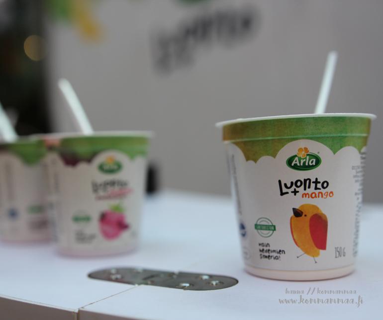 taaperotiistai arla luonto+ jogurtti