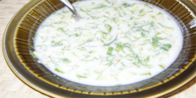 Crema Bulgara receta