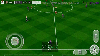 Download FTS Mod FIFA18 Ultimate Dream by VR Apk + Data Obb