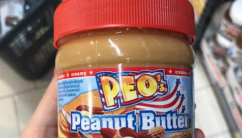 Masło orzechowe, Peo's