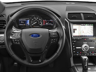 2017 Ford Explorer Reviews Interior