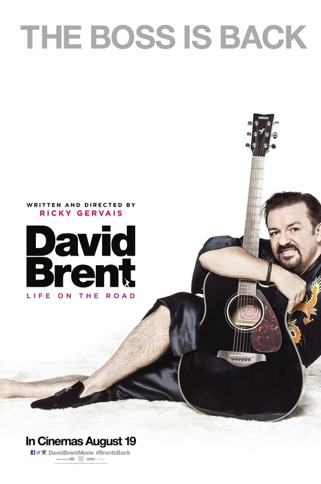 David Brent: Life on the Road (VF)
