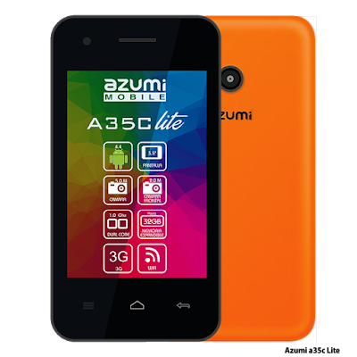 Firmware o Rom Stock Azumi A35C Lite