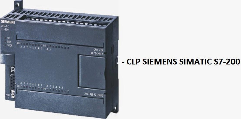 CLP SIEMENS SIMATIC S7-200