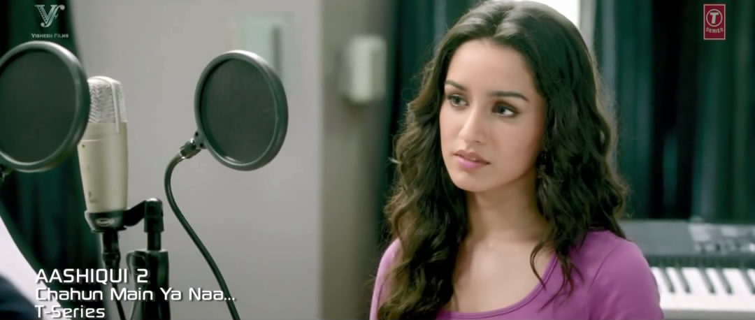 Download Shraddha Kapoor In Aashiqui 2 Movie Hd Wallpaper: Kali Wallpaper: Aashiqui 2 HD Wallpapers In High