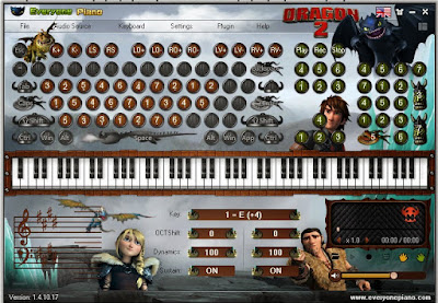 Everyone Piano: Aplikasi Piano Virtual Untuk PC