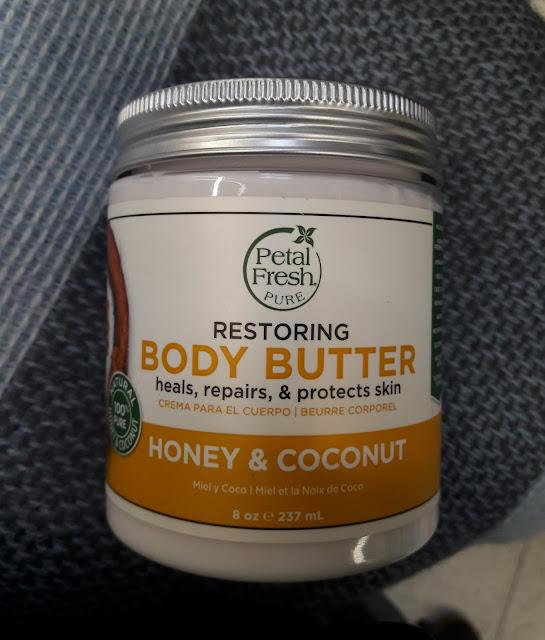 Petal fresh wygładzające masło do ciała kokos
