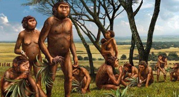 Foto Orang Zaman Purba