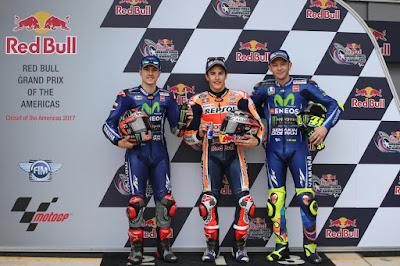 Hasil Kualifikasi MotoGP Austin