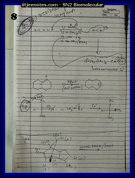 SN2 Biomolecular Org7