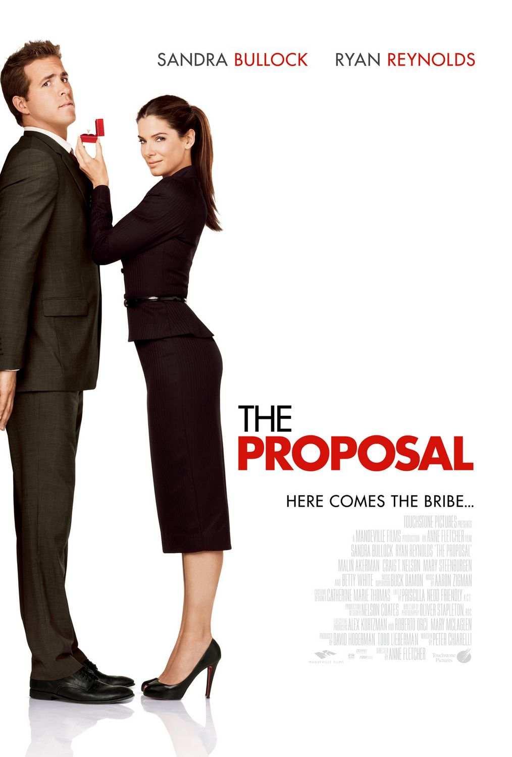 Nonton Film The Proposal (2009)