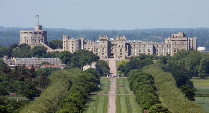 Gambar Windsor Castle Blogspot