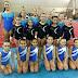 #Etapa2 - Meninas da ginástica do Time Jundiaí conquistam 12 medalhas e título no infantil A