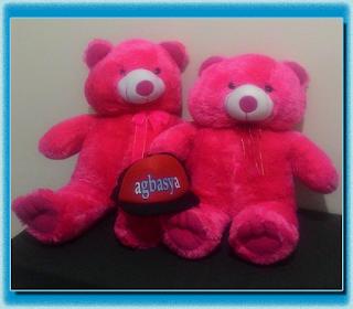 Boneka Beruang Teddy Bear XL Kualitas Premium
