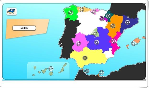 Las Comunidades Autónomas Ciencias Sociales de Educación Primaria Librosvivos SM