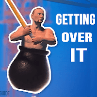 Getting Over It Unlimited Save Progress MOD APK