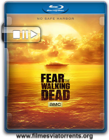 Fear The Walking Dead 2ª Temporada Completa Torrent – WEB-DL 720p e 1080p Dual Áudio (2016)