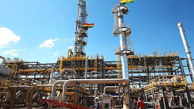Bolivia se prepara para vender gas a Puno y Moquegua