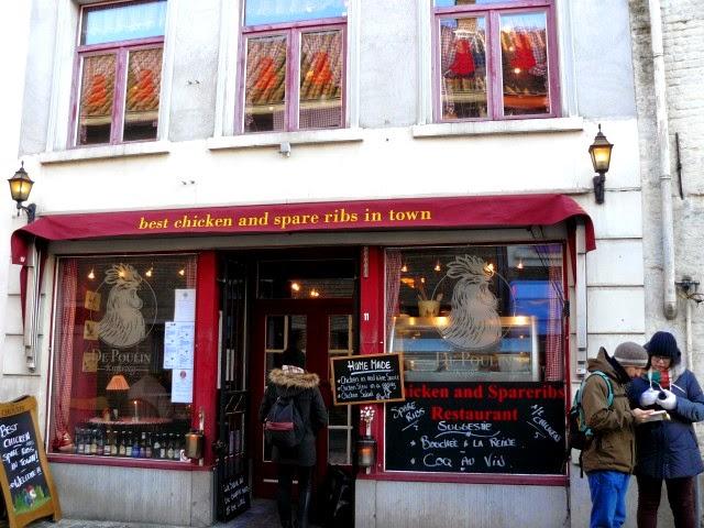 Visita de un día a Brujas desde Bruselas - Bélgica en navidad