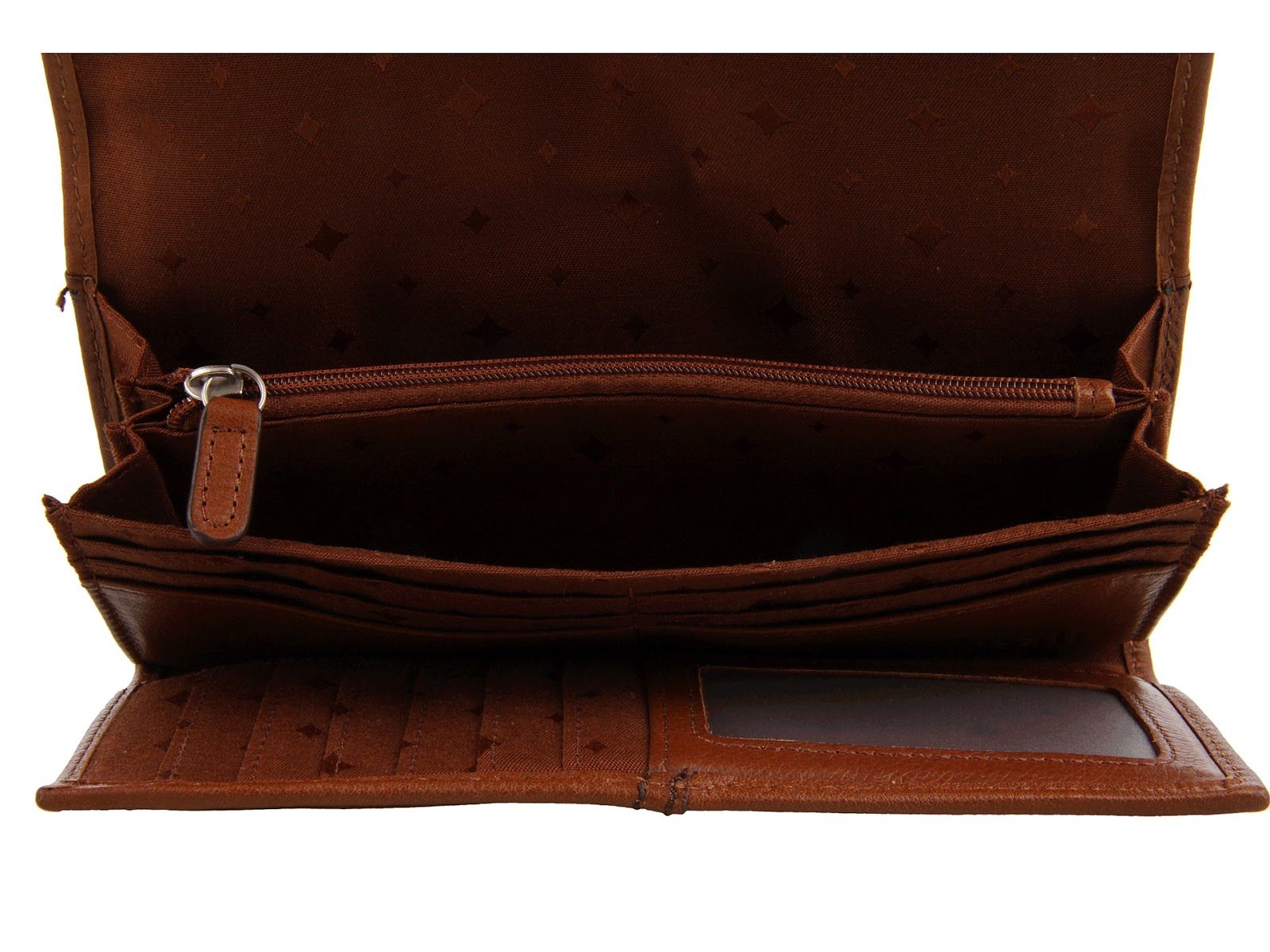 USA Boutique: Fossil Marlow Flap Clutch Wallet